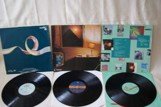 The Alan Parsons Project-1976.1978.1982. Made In W. Germany в Москве Фото 2