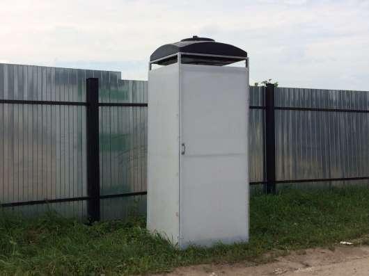 Летний душ в Егорьевске