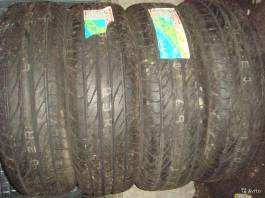 Новые Dunlop 185/65 R14 EC201 86T