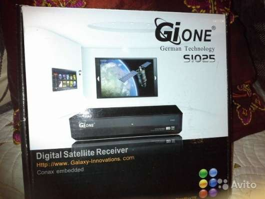 Спутниковый ресивер Gione s1025