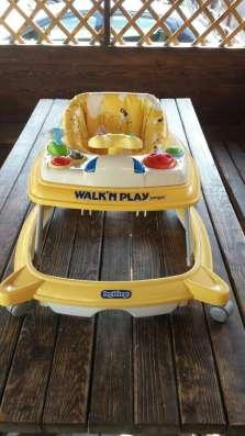 Ходунки-прыгунки Peg-perego Walk'n Play