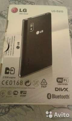 Смартфон LG E-615 в Санкт-Петербурге Фото 4