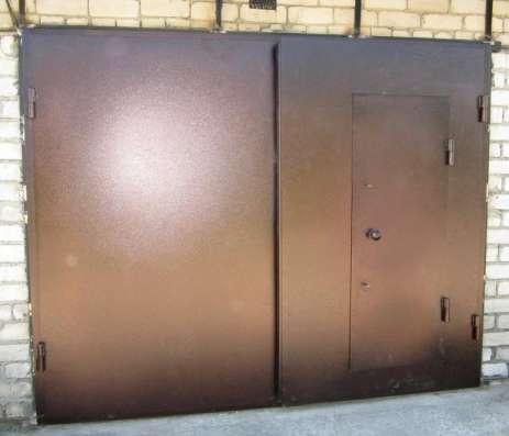 Двери, ворота, заборы, сварочные работы