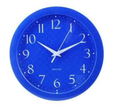 Часы настенные классические, круглые