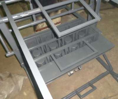 станок для производства блоков ВСШ в Астрахани Фото 4