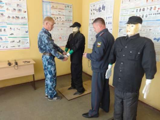 Подготовка, повышение квалификации охранников