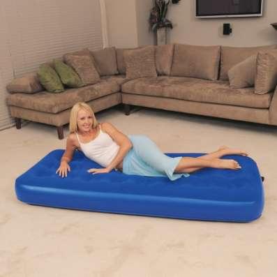Прокат, надувная кровать Bestway Comfort Quest (надувной матрас)