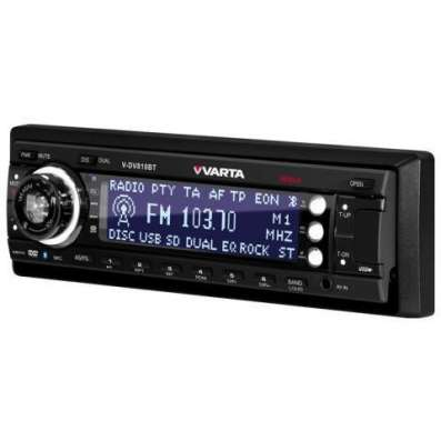 Автомагнитола Varta V-CD500 USB, SD MMC, AUX