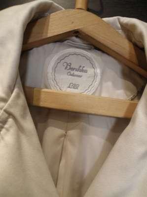 Продается джинсовое пальто р.44-46 в Санкт-Петербурге Фото 1