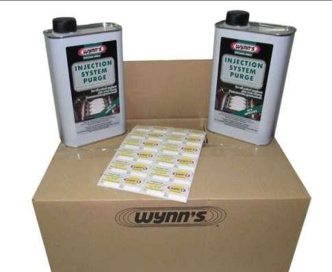 Жидкость для промывки инжектора WYNNS 1 литр
