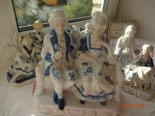 Фарфоровые статуэтки из Англии в Балаково Фото 1