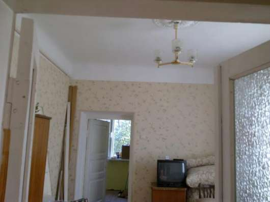 Пушкино, м-н Звягино, рядом с жд.ст. часть дома на уч-ке 6 сот.