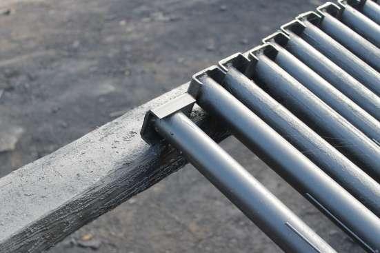 Столбы металлические