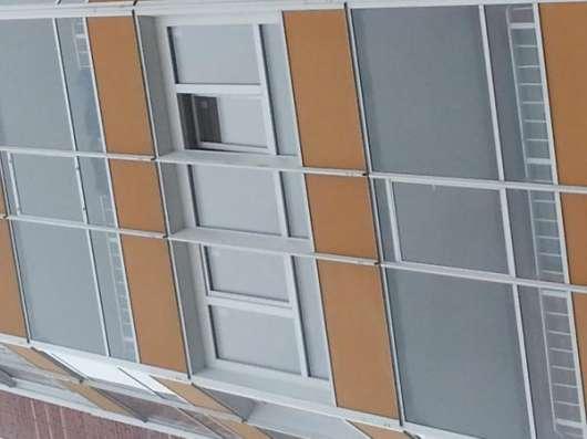 Утепление лоджии под жилое ( система встроенного балкона ) в Красноярске Фото 4