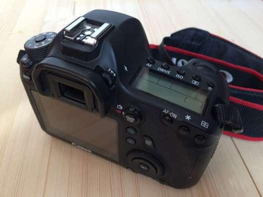 Фотоаппарат Canon 6D в Москве Фото 3