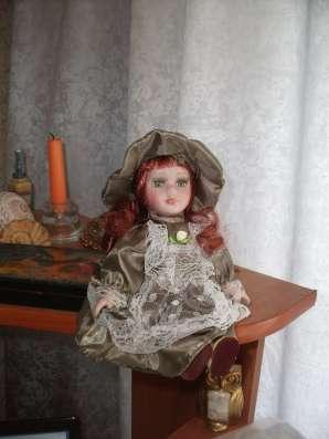Фарфоровые куклы