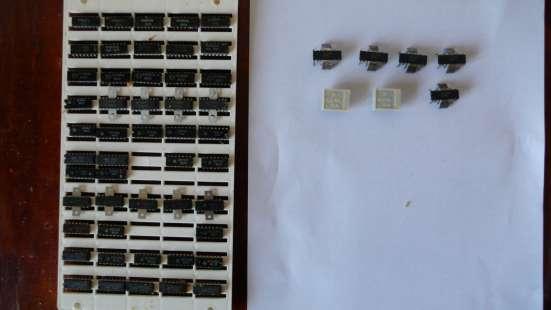 Микросхемы для телевизоров и радиоаппаратуры в Йошкар-Оле Фото 6