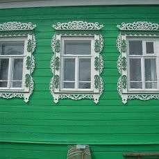 Резные наличники в Ярославле Фото 2
