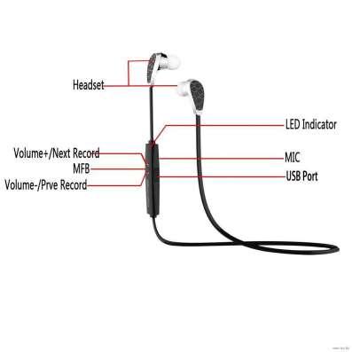 Bluedio N2 Bluetooth стерео гарнитура наушники в г. Брест Фото 3