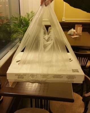 Пакет для коробок
