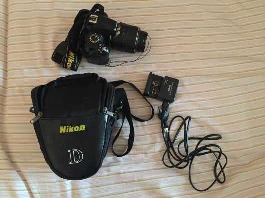 Nikon d3000 kit 18/55 vr в Москве Фото 1