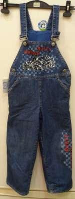комбинезон, джинсы тёплые