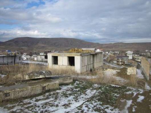 Земельный участок под заповедником с незавершенным строением в г. Феодосия Фото 5