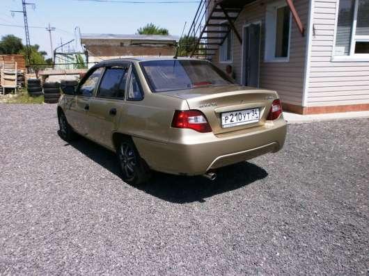 Продажа авто, Daewoo, Nexia, Механика с пробегом 65000 км, в Волжский Фото 3