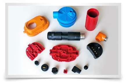 Литье пластмасс, металлообработка, гальваника