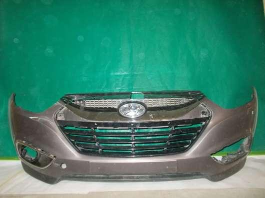Бампер передний в сборе на Hyundai IX35