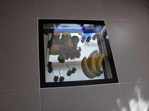 Полы из стекла в г. Караганда Фото 3