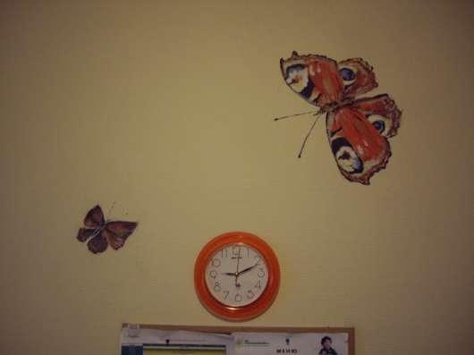 Распишу стены в интерьере и наружные