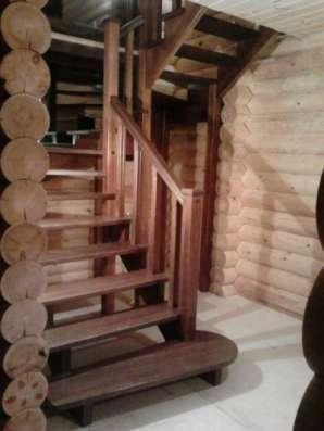 Деревянные лестницы в Нижнем Новгороде Фото 5