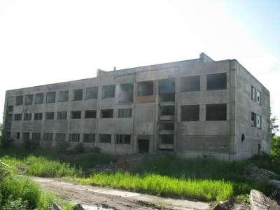 Здание АБК в Красноярске Фото 1