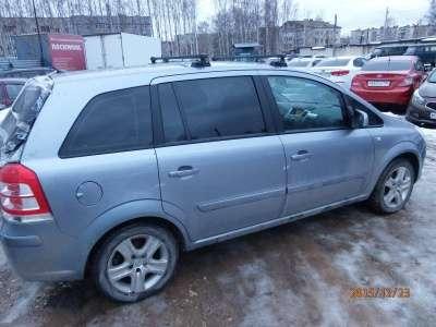 автомобиль Opel Zafira, цена 455 000 руб.,в Нижнем Новгороде Фото 4