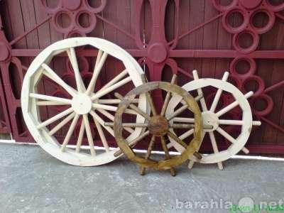 Деревянный велосипед для декора сада в Москве Фото 3