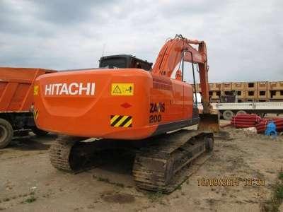 экскаватор Hitachi ZX200-5G в Великом Новгороде Фото 5