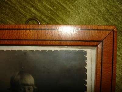 Старинная рамка для фото,дерево.стекло, в Санкт-Петербурге Фото 5