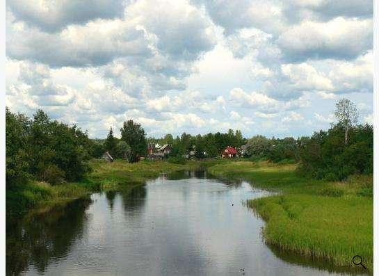 Земля для дачи у реки на севере подмосковья. д. Жуково