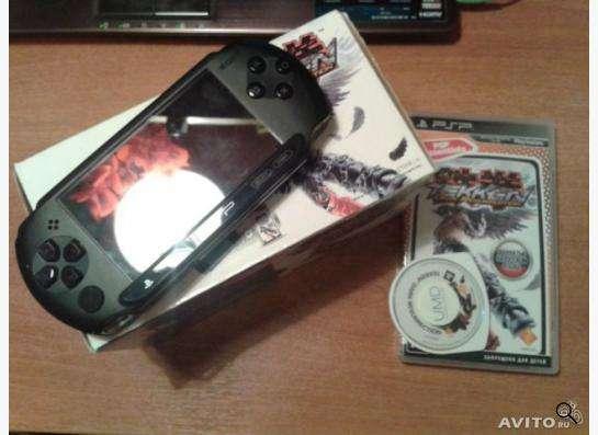 Продам PSP+ флешка(8гб)