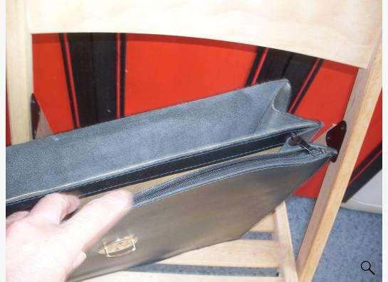 Портфель кожаный Gerard Henon