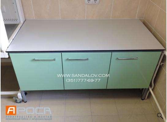 лабораторные столы, шкафы, мойки в челябинске Фото 5