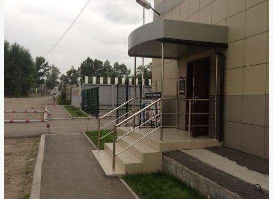 Козырьки и навесы в Красноярске Фото 1