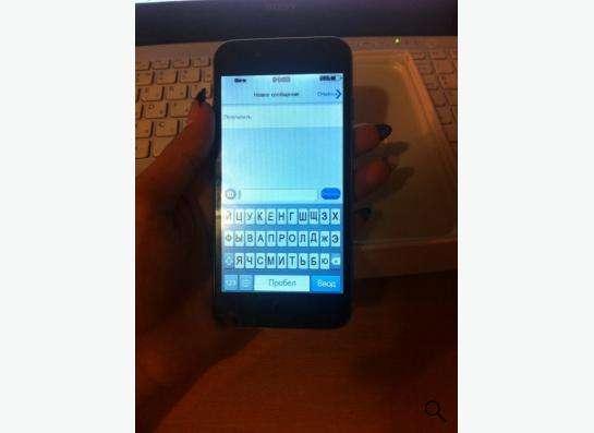 iPhone 6 64Gb копия черного цвета,не был использован. в Новосибирске Фото 2