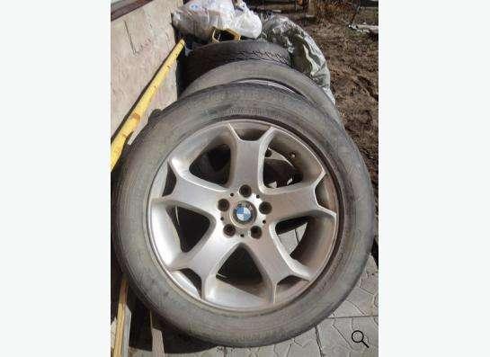 литые диски БМВ R18