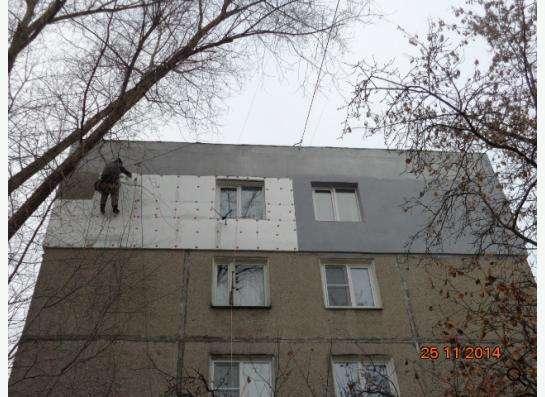 Наружное утепление квартир,домов,офисов. Гарантия,рассрочка, в Нижнем Новгороде Фото 3