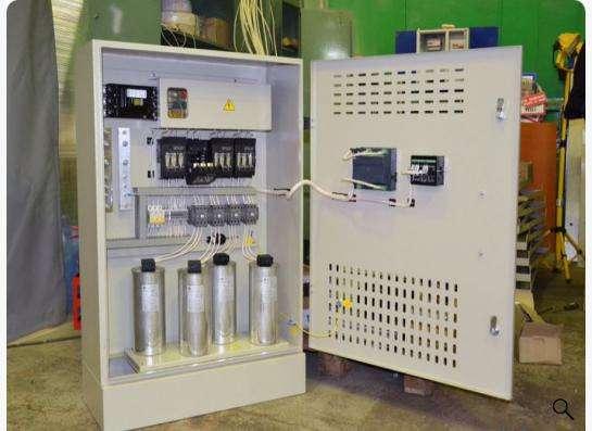 Выбор и монтаж «под ключ» устройств компенсации реактивной м в Новосибирске Фото 1