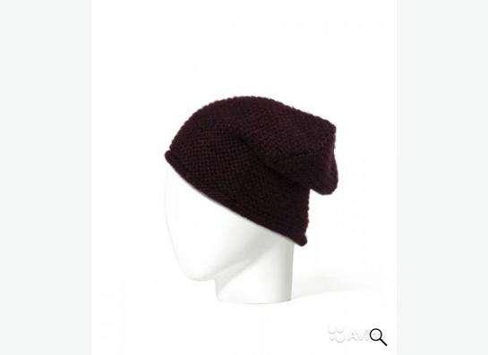 Женская вязаная шапка ZARA