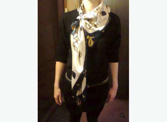 атласный шелковый платок в Санкт-Петербурге Фото 1