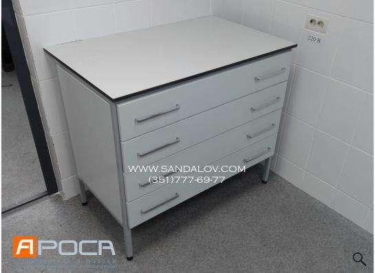лабораторные столы, шкафы, мойки в челябинске Фото 1